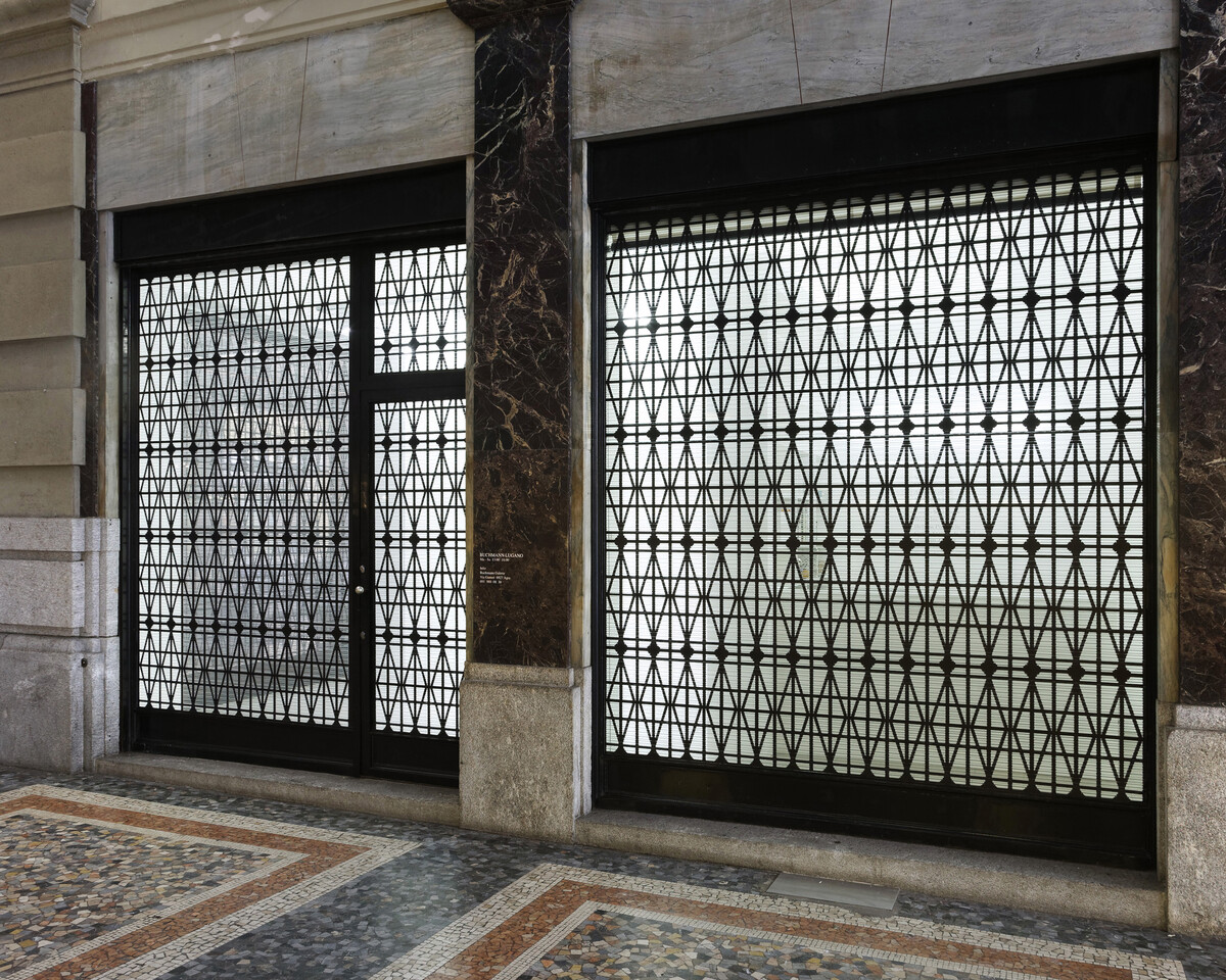 Bettina Pousttchi, Curtain Wall, Curtain Wall, 2015