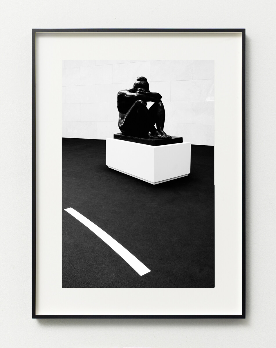 Bettina Pousttchi, Drive Thru Museum, Maillol Drive Thru, 2014