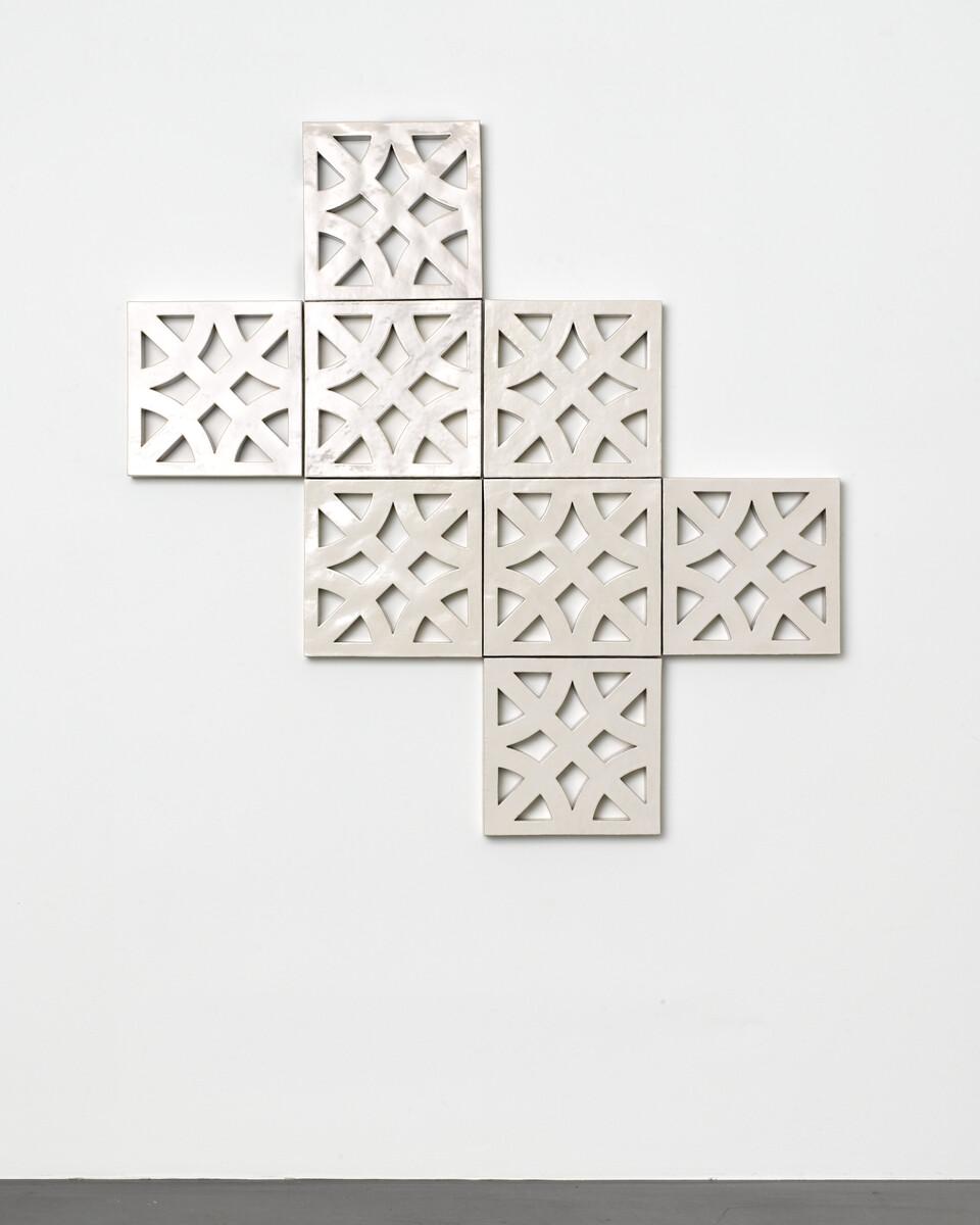 Bettina Pousttchi, Framework, Framework, 2017