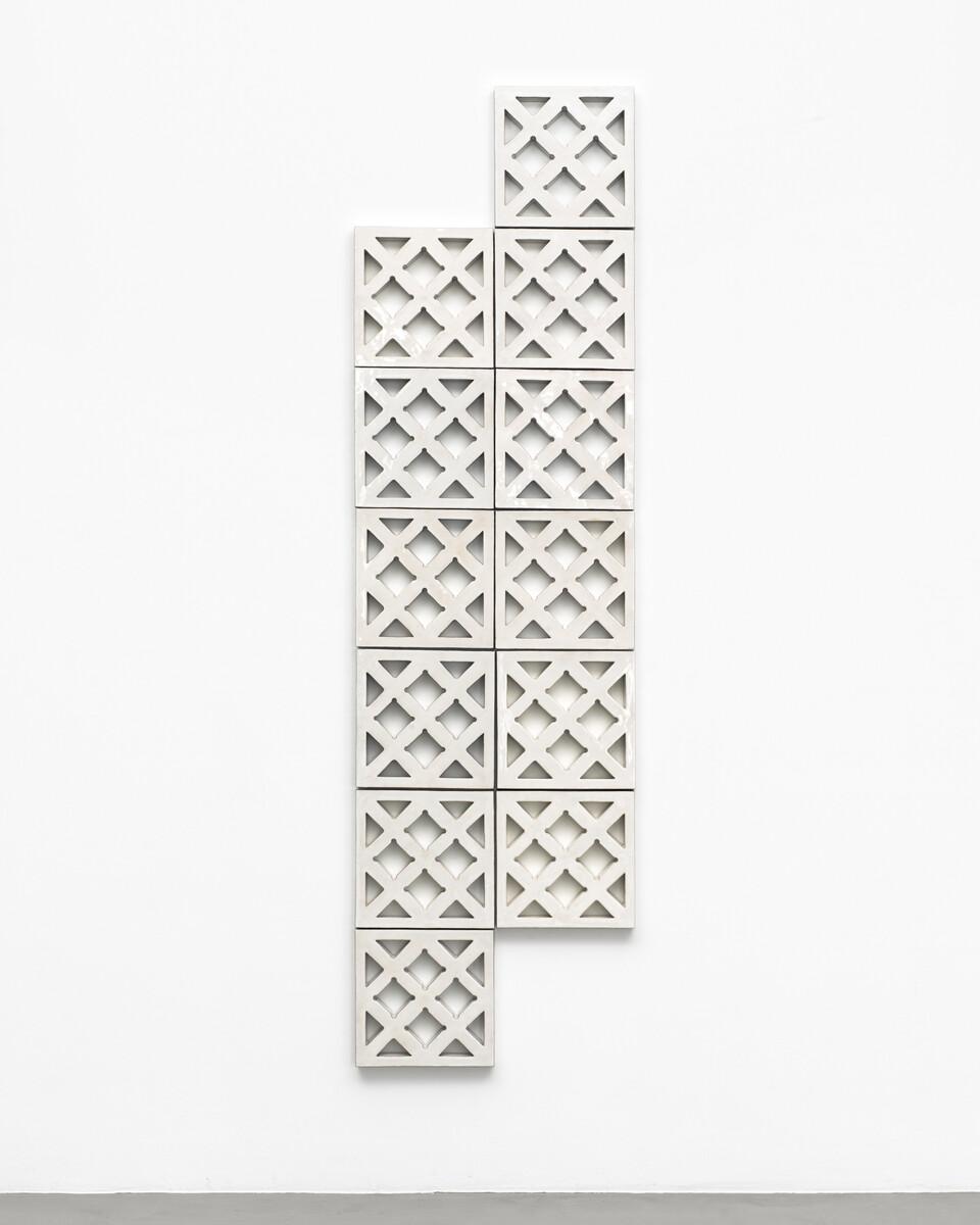 Bettina Pousttchi, Framework, Framework, 2016