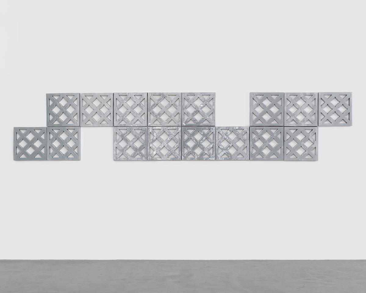 Bettina Pousttchi, Framework, Framework, 2014