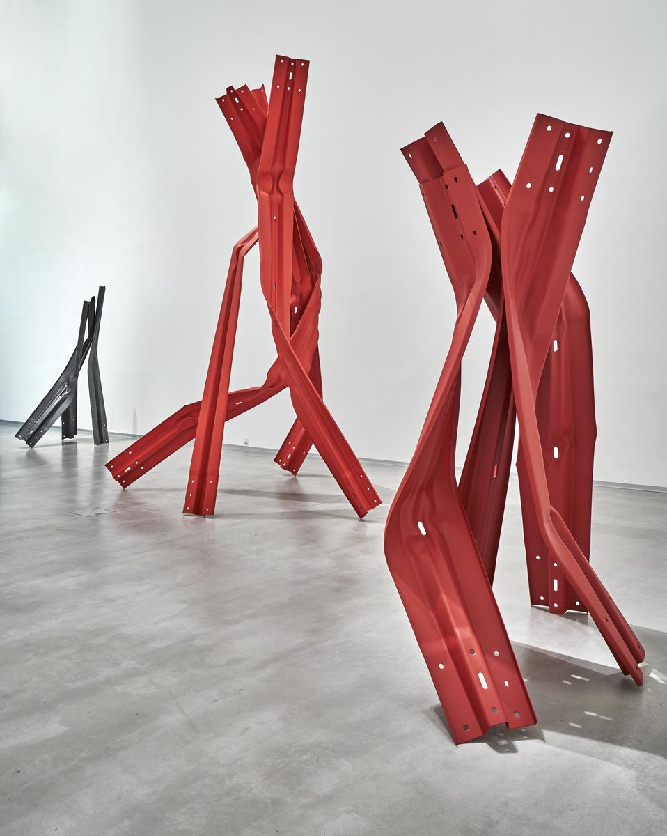 Bettina Pousttchi, Vertical Highways, Vertical Highways, 2019