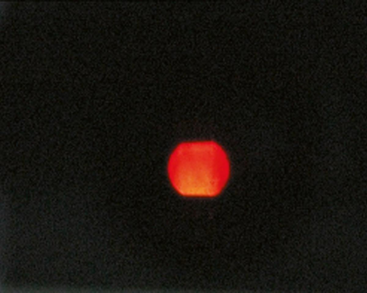 Bettina Pousttchi, Ocularis, Ocularis, 1999