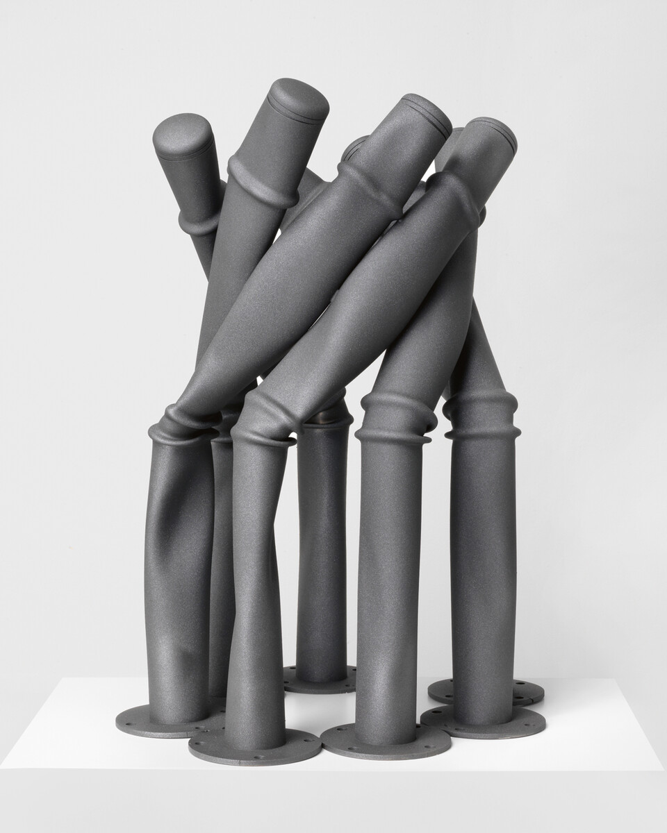 Bettina Pousttchi, Squeezer, Oskar, 2013