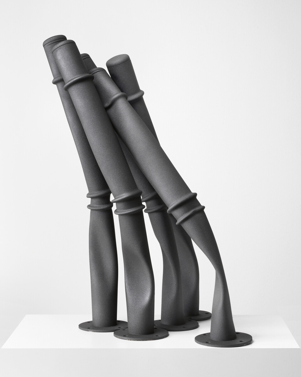 Bettina Pousttchi, Squeezer, Thomas, 2013