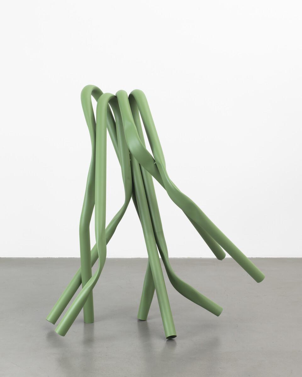 Bettina Pousttchi, Tree Squeezer, Bastian, 2018