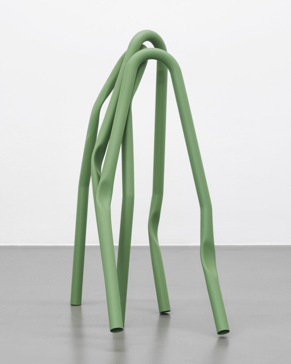 Bettina Pousttchi, Tree Squeezer, Käthe, 2018