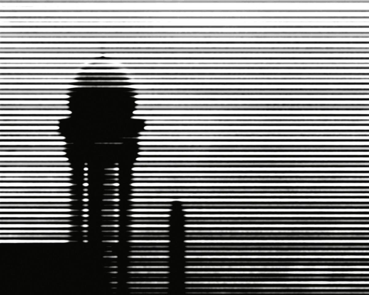 Bettina Pousttchi, Take Off, Take Off 01, 2005