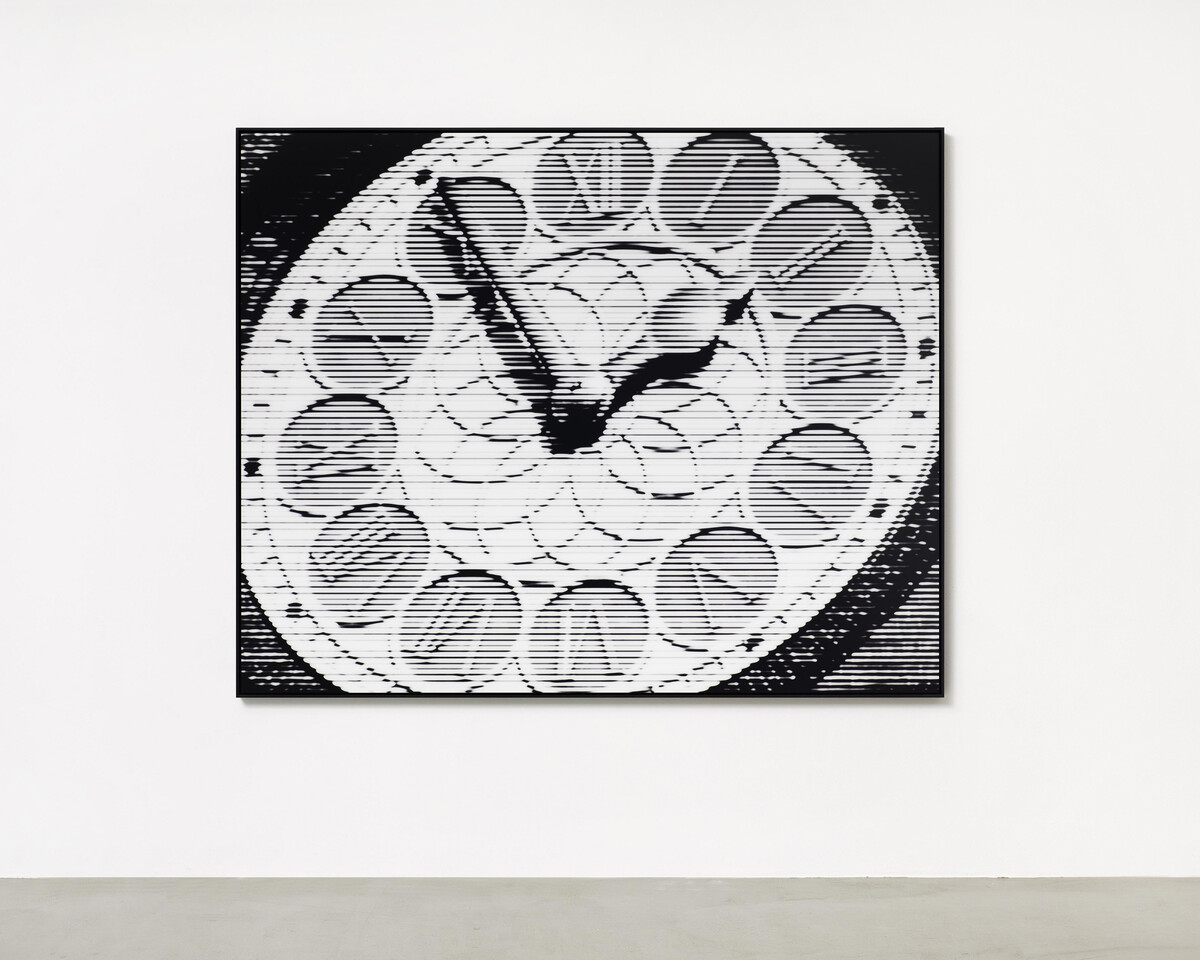 Bettina Pousttchi, World Time Clock, Berlin Time, 2012