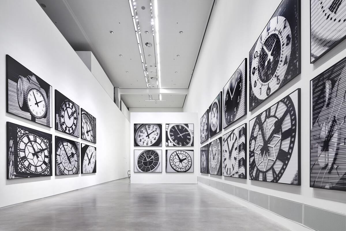 Bettina Pousttchi, World Time Clock, World Time Clock